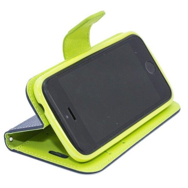 Kaitseümbris Telone Fancy Diary Bookstand Sony Xperia Z1, Sinine hind ja info | Mobiili ümbrised, kaaned | kaup24.ee