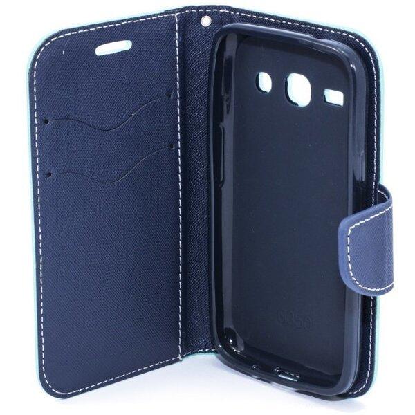 Kaitseümbris Telone Fancy Diary Bookstand Sony Xperia Z3, Helesinine Internetist