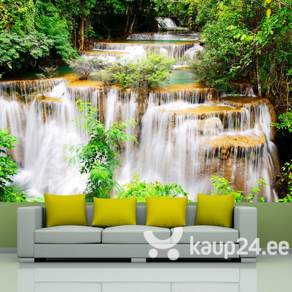 Fototapeet - Thai waterfall