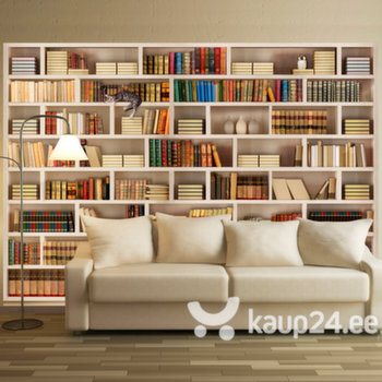 Fototapeet - Home library