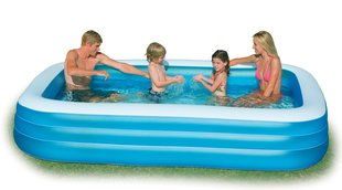 Bassein Intex Swim Сenter Family Pool, 3 kambrit