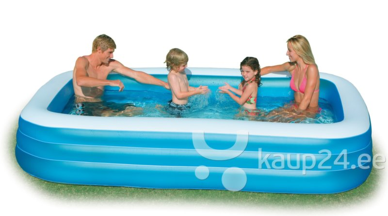 Bassein Intex Swim Сenter Family Pool 3 kambrit
