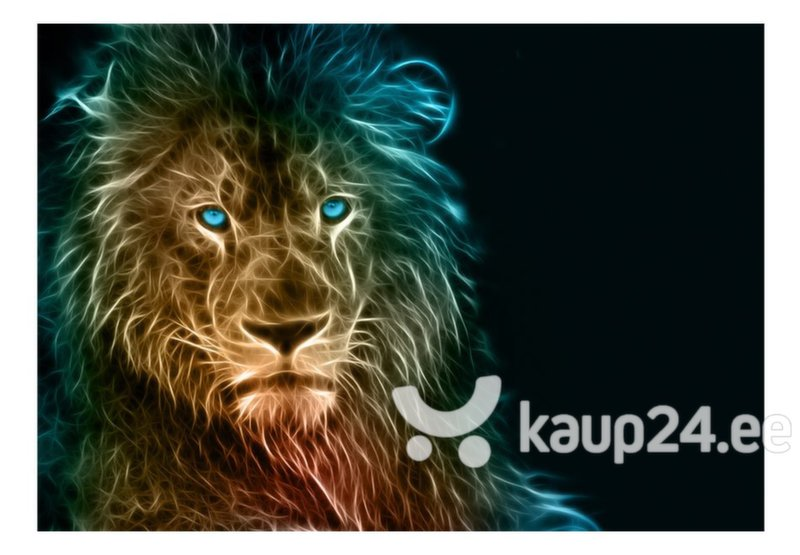 Fototapeet - Abstract lion tagasiside