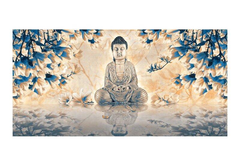 XXL fototapeet - Buddha of prosperity tagasiside