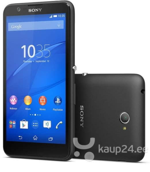 Sony E2105 Xperia E4 black (Черный) цена и информация | Mobiiltelefonid | kaup24.ee
