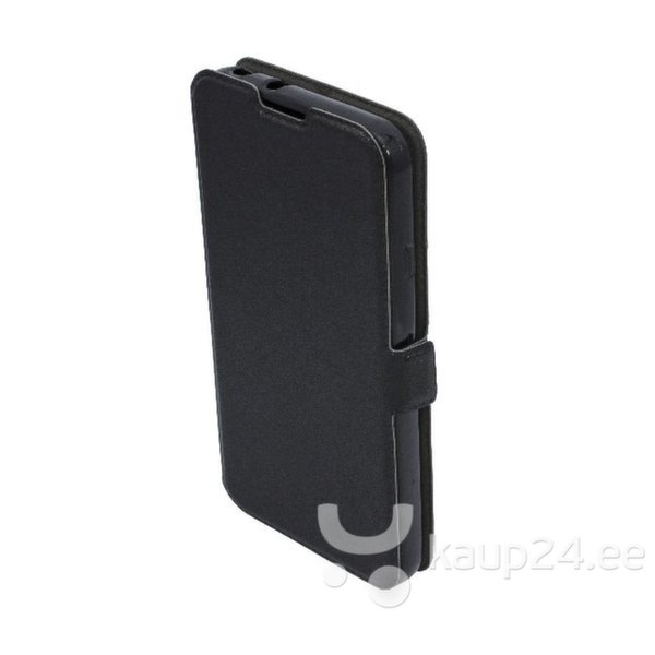 Telone Супер тонкий Чехол-книжка со стендом Nokia 530 Lumia Черный цена и информация | Mobiili ümbrised, kaaned | kaup24.ee