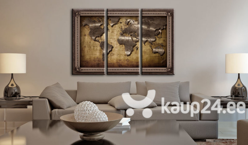 Maal - The Map in a Frame
