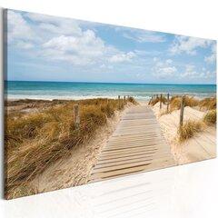 Maal - Windy Beach hind ja info | Seinapildid | kaup24.ee