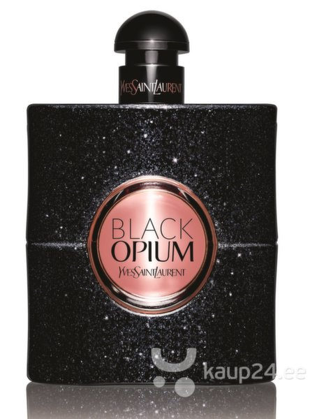 Parfüümvesi Yves Saint Laurent Black Opium EDP naistele 90 ml