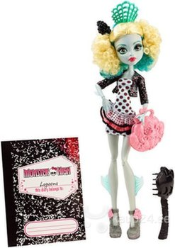 Nukk Monster High Exchange Program Lagoo