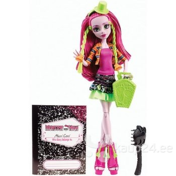 Nukk Monster High Exchange Program Maris