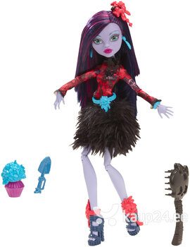 Nukk Monster High Lillepidu Boolittle CD