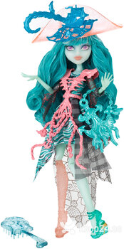 Nukk Monster High Haunted Vandala CDC34