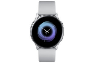 Samsung Galaxy Watch Active, Hõbe