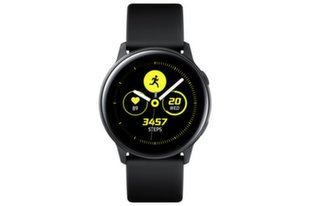 Samsung Galaxy Watch Active, Must hind ja info | Nutikellad (smartwatch) | kaup24.ee
