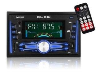 "BLOW AVH-9610 2DIN 7"" 78-278# цена и информация | BLOW AVH-9610 2DIN 7"" 78-278# | kaup24.ee"