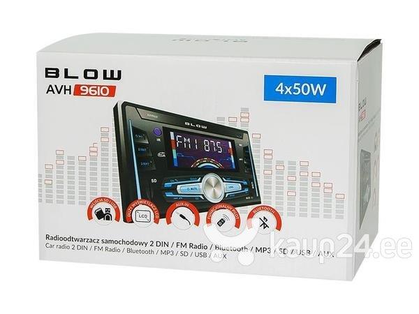 """Autoraadio BLOW AVH-9610 2DIN 7"""" 78-278# tagasiside"""