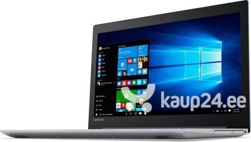 Lenovo IdeaPad 320 (80XR0083/UK) 8 GB RAM/ 1TB HDD/ Win10H hind