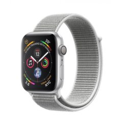 Nutikell Apple Watch S4, 44mm, hõbedane