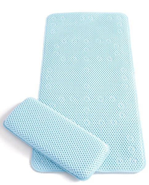 Коврик и подушка для ванны Cleve Ema 7403 цена и информация | Vannis | kaup24.ee