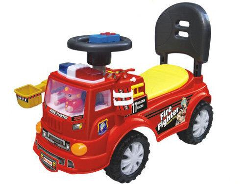 Пожарная машина с музыкальными эффектами OCH07430 цена и информация   Imikute mänguasjad   kaup24.ee