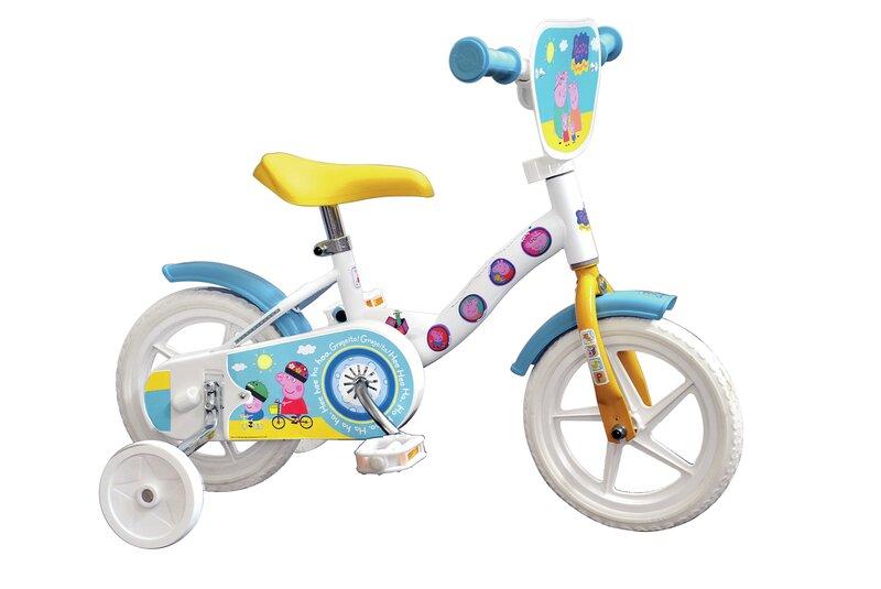 Tüdrukute jalgratas Dino Bikes Peppa Pig 10 (1