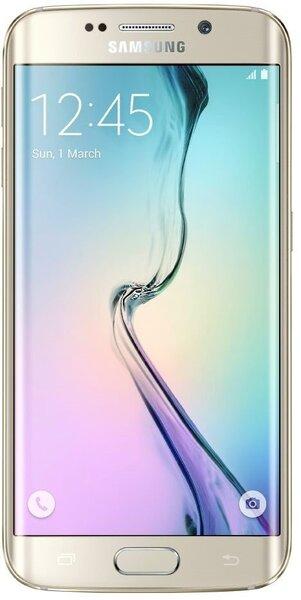 Samsung Galaxy S6 Edge 32GB (G925), Золотой цена и информация | Mobiiltelefonid | kaup24.ee