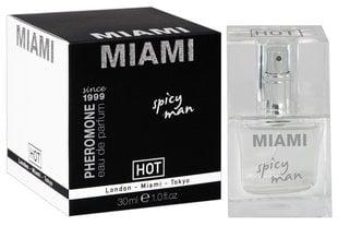 Feromoonidega parfüüm meestele HOT Miami Spicy Man 30 ml
