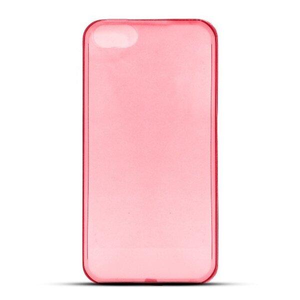 Telone Ultra Slim 0.3mm Back Case HTC Desire 310 супер тонкий чехол Коралловый цена и информация | Mobiili ümbrised, kaaned | kaup24.ee