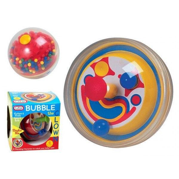 Мяч Клоун Funtime, J-774 цена и информация | Imikute mänguasjad | kaup24.ee