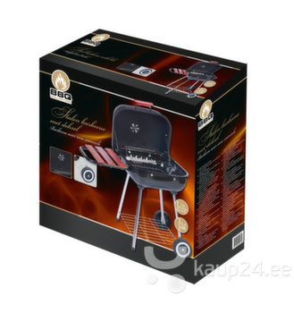 BBQ ja grill kaanega BBQ collection