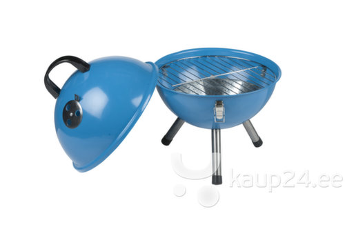 Ümmargune grill BBQ Collection sinine 30 cm