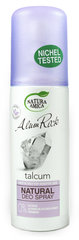 Натуральный Дезодорант Natura Amica Alum Rock,100 ml