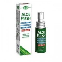 Suuvärskendaja ESI Aloe Fresh 15g