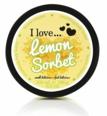 Toitev kehavõi I Love... Lemon Sorbet 200 ml