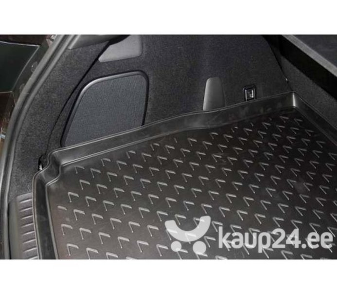 Kummist pagasiruumi matt LEXUS CT 200h hb 2011-> (with subwoofer) black /N23001