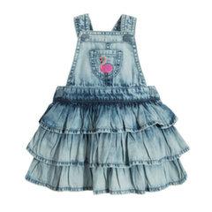 Tüdrukute traksidega kleit Cool Club, CCG1805917