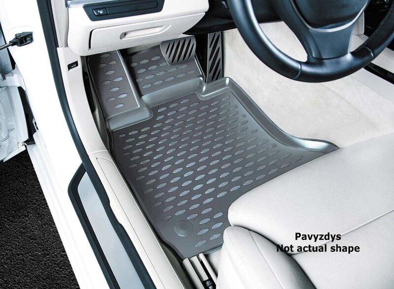 Matid 3D BMW 3 F30, F31 2011-> gray /L04029G