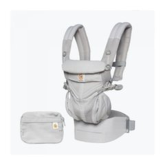 Kõhukott Ergobaby Omni 360 Cool Air, mesh, pearl grey, BCS360PGREY
