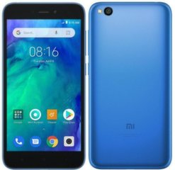 Mobiiltelefon Xiaomi Redmi GO, 1/8GB, Dual SIM, Sinine