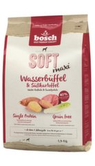 Bosch Pet Food Plus SOFT MAXI Water Buffalo & Sweetpotato 2,5kg