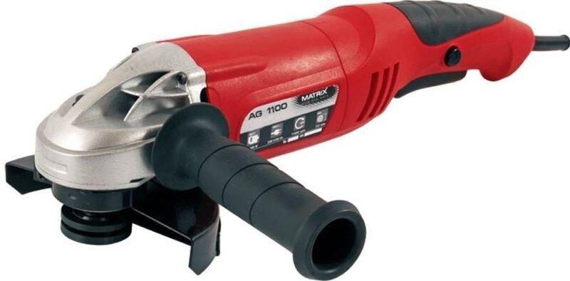 Ketaslõikur MATRIX AG 1100 hind ja info | Lihvmasinad ja ketaslõikurid | kaup24.ee