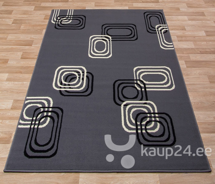 Vaip Luna Blocks Grey