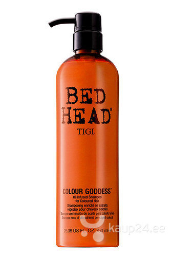 Šampoon värvitud juustele Tigi Bed Head Colour Goddess 400 ml цена и информация | Šampoonid | kaup24.ee