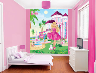 Barbie Pink Palace