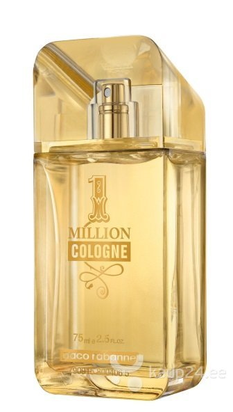 Туалетная вода Paco Rabanne 1 Million Cologne edt 75 мл