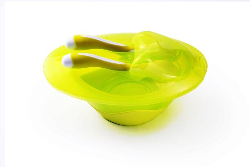 Комплект детской посуды BabyOno, 1026 цена и информация | Toitmiseks | kaup24.ee