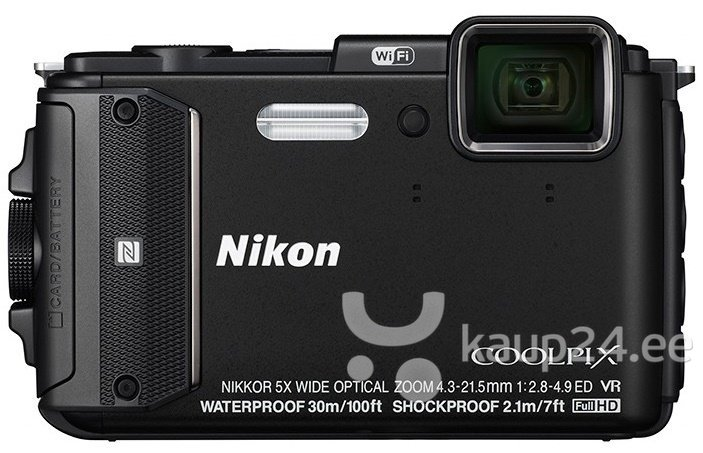 Nikon Coolpix AW130 must