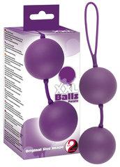 """Vaginaalkuulid """"XXL Balls"""" You2Toys, lillad"""