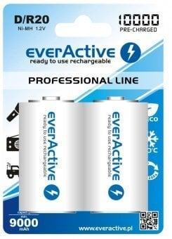 "everActive D ""Ready to Use"" patareid цена и информация | Patareid | kaup24.ee"